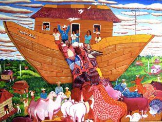 Noe's Ark, Julio Breff Guilarte